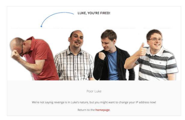 英国电子邮件中心–交互式404页面示例-2