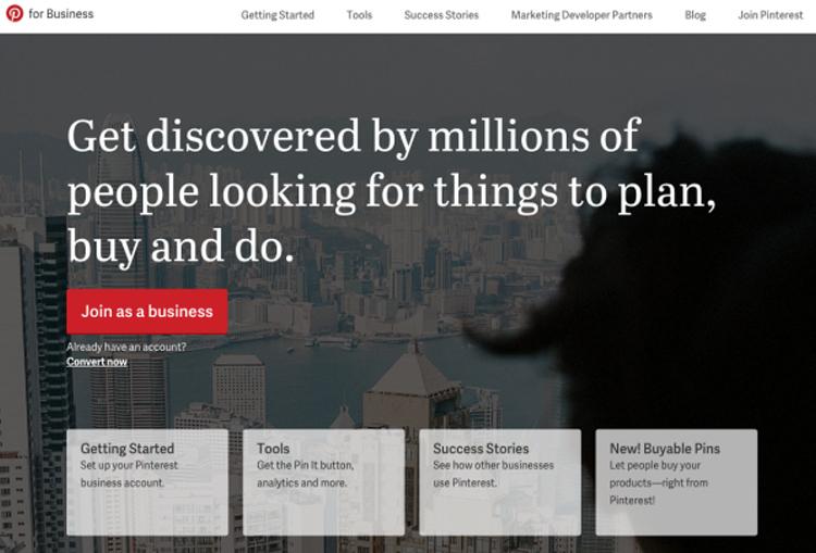 5个步骤提升Pinterest账户品牌的可视性与参与度