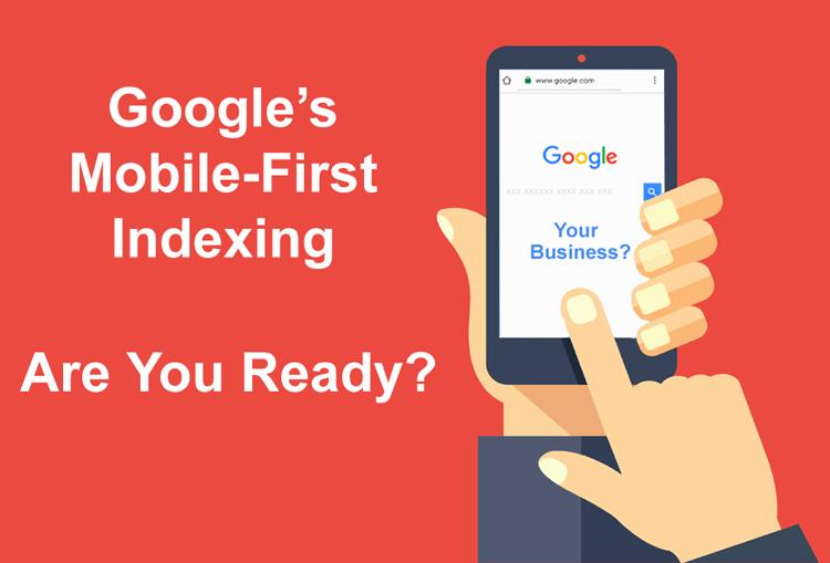 2021年3月将实现Google移动优先索引